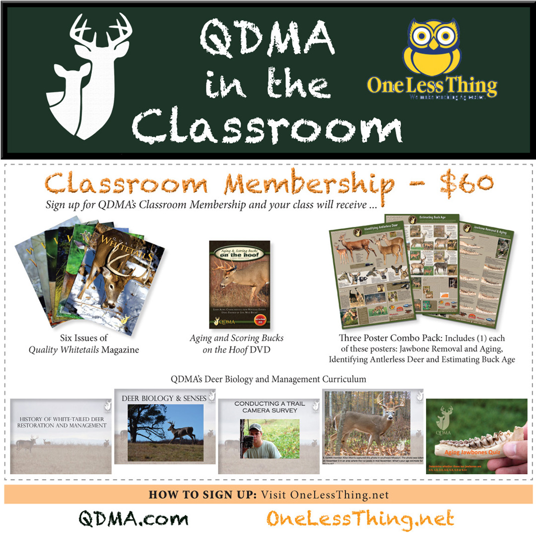 QDMA in the classroom