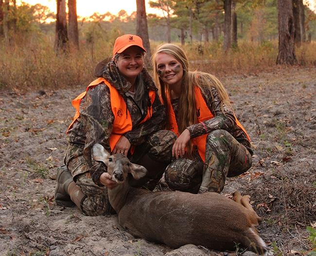 reasons deer hunter lead